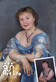 Печать картин на холсте Калининград